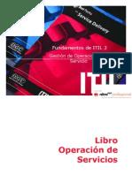 Itil v3 Operaciones de Servicio (Sesion 5)