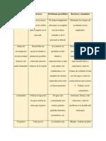 Matriz de Formulaciion de Proyectos