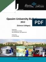 QU Bulletin 2012 - Science Colleges-Final.pdf