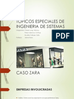 Caso Zara 2014