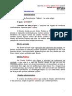 13.08.19 Semestral Defensoria Publica Paraiso Matutino Direito Administrativo Cristina