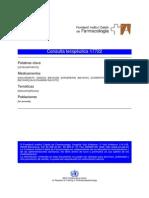 Artrosis 2012- Glucosamina