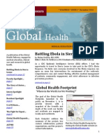 Global Health Pathway Newsletter Winter 2014 (1)[1]
