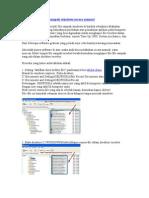 Membersihkan File Sampah Windows Secara Manual