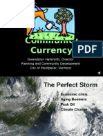 Community Currency Slide Show