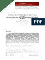 RSOC005 03 Investigación Historica e Identidad en Trabajo Social TRAVI