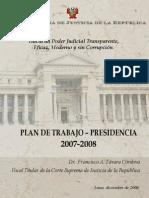 Plan Trabajo Francisco Tavara 051206