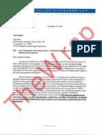 Sony Letter