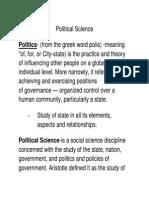Small Verison Political Science