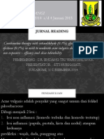Presentasi Jurnal Reading