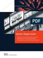 Zenon Supervisor Brochure