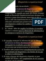 Perspectivas Del Diagnostico Organizacional