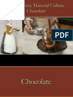 Drinking - Beverages - Chocolate