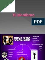 presentacion del El Idealismo