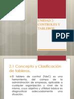 PRESENTACION 2.2 Diseño y Tipos de Control