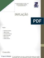 INFLAÇÃO - Economia UFBA