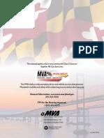 maryland drivers manual