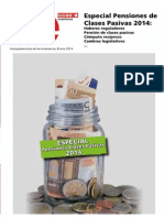 Pub110883 TE Especial Pensiones de Clases Pasivas 2014.