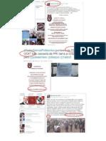 Identificacion de Dirigentes Fep y Odet, En Links Demandas en Años Anteriores