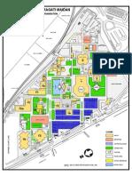 Pragati Maidan Layout Map