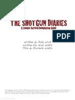 The Shotgun Diaries RPG