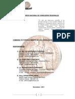 Consejo Regional Fortalecimiento (Gobierno Regional)