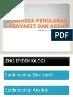 Dinamika Penularan Penyakit Dan Agent