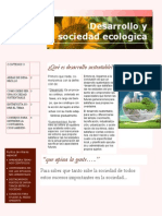 sociedada sustentable