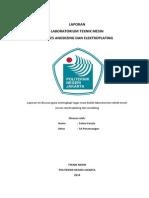 Laporan Lab Anodizing dan Elektroplating