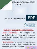 Conf 1 BCM. Tema Diversida celular  y niveles de organizacion de materia.pptx