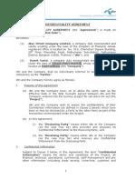 Annex06 Confidentiality Agreement.doc
