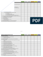 Project Plan (Excel)