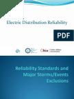 Electric Distribution Reliability