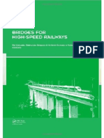 Bridges for High Speed Railways