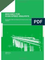 Bridges for High Speed Railways
