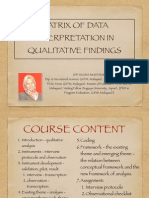 Qualitative Analysis PDF