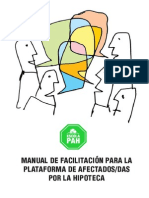 Manual de Facilitación Para La PAH