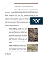 Lingkunga n Pengendapan Dan Struktur Sedimen