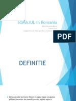SOMAJUL in Romania