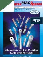 MS-Aluminium and Bi Metal Lugs and Ferrules