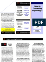 WhatIsCounselingPsychology Brochure 10-02-2012