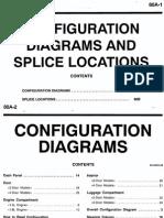 99 Mirage Configuration Diagrams