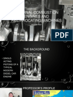 Internal Combustion Engine Lecture
