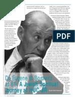 Biografìa de Borowitz