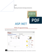ASP.net and Web Programming