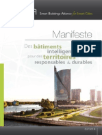Smart Building Alliance - Manifeste