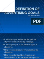 Ad Objective