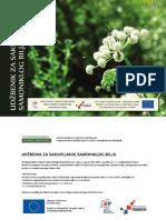 Udžbenik za sakupljanje samoniklog bilja - Igor Žilić
