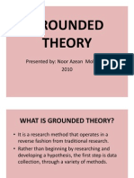 29541252 Grounded Theory PDF