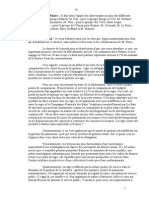 Intervention Honoré Puil - Débat sur l'eau - Conseil municial de Rennes - janvier 2004
